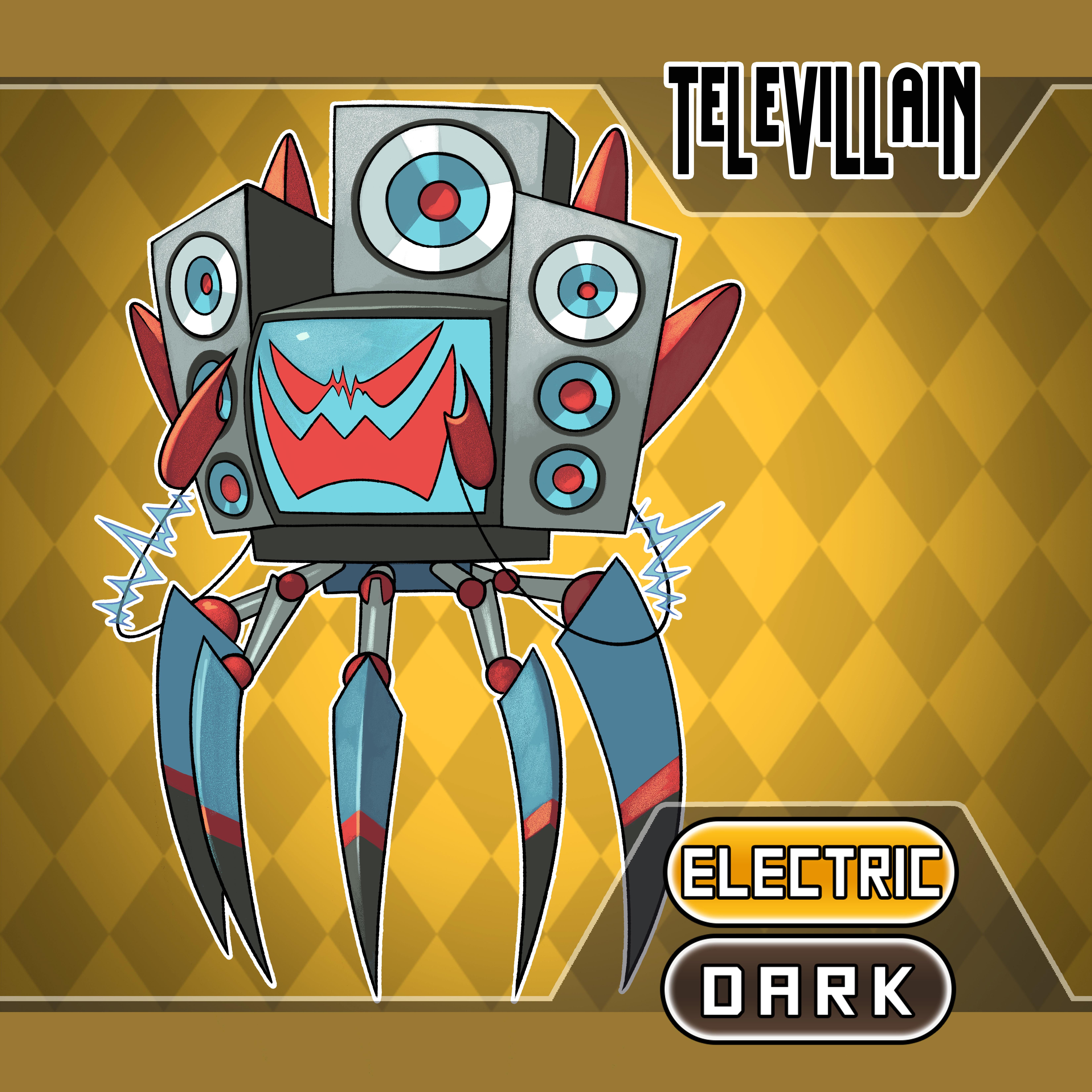 Individual Televillain