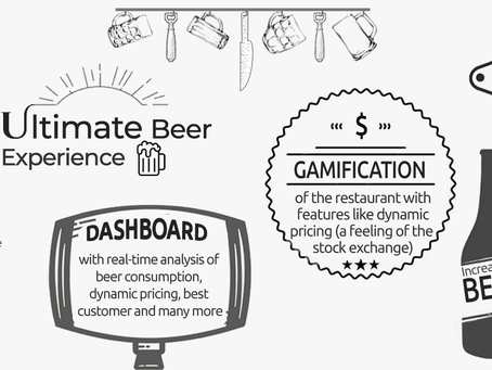 TapIO – The Disruption The Beer Industry Needs