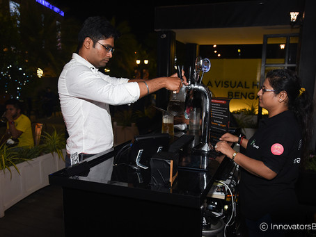 TapIO is the latest technology that will change the beer game in Goa