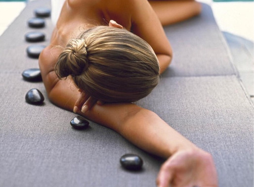 Intensely Hot Stone Massage Experience @Volta's