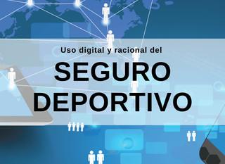 Nuestro sistema de uso digital y racional del seguro deportivo recibe su primera certificación