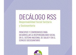Áurea 5 se adhiere al Decálogo de la Responsabilidad Social Sanitaria y Sociosanitaria