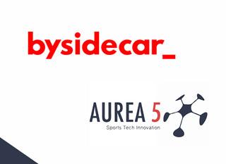 Bysidecar se une al proyecto Sports Tech de Áurea 5