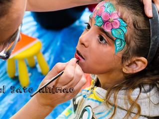 Pintacaras, maquillando ilusiones