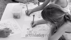 ACTIVIDADES y JUEGOS