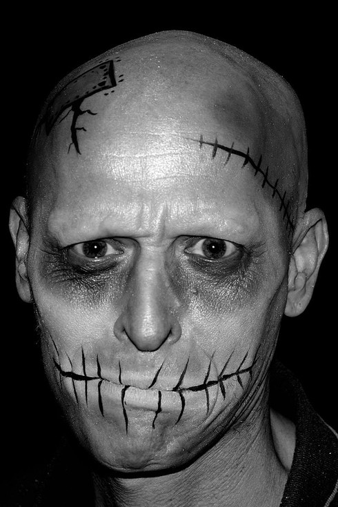 make up terror