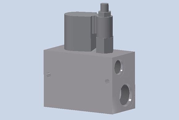 310611 Hydraulic Block
