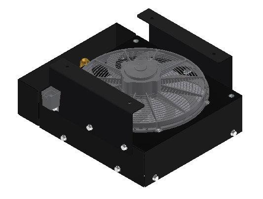 80376 Hydraulic Cooler Kit