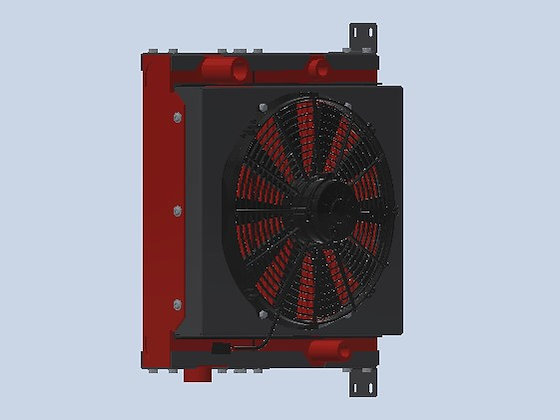 311345 Cooler Assembly
