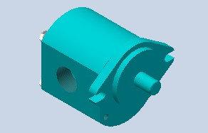 309858 Hydraulic Motor
