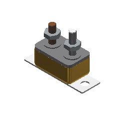300909-025 25A Breaker