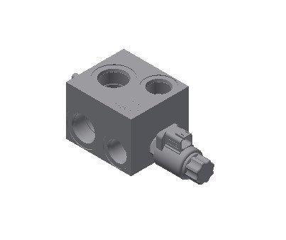 311027 Hydraulic Manifold