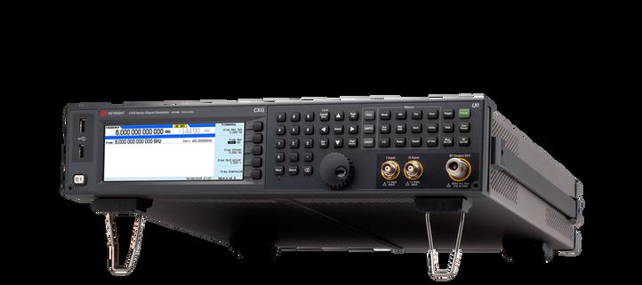 New RF Vector  Signal Generator , 6 GHz Keysight CXG, N5166B