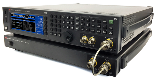 Frequency extender for 7.2 GHz (Wi-Fi 6E) Keysight N5182BX07