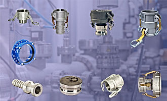 Camlock and fittings supplier in UAE