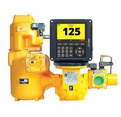 M7 Liquid controls flowmeter supplier