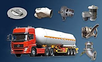 Tanker equipment supplier in UAE