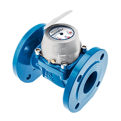 """It is a Horizontal Woltmann kind of water meter along with the removable insert. It is mainly used for the industry and irrigations and gives direct readings on the 6 numeric rolls. It is available in different sizes like DN50- 2"""", DN65- 2""""1/2, DN80- 3"""", DN100- 4"""", DN125- 5"""", DN150- 6"""", DN200-8"""" with the temperature of cold up-to 50°C and hot up to 90°C. Flange ISO 7005-2/EN 1092-2 PN16."""