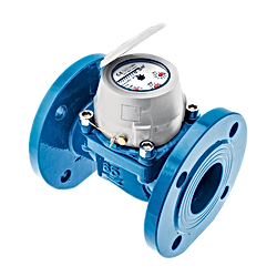"It is a Horizontal Woltmann kind of water meter along with the removable insert. It is mainly used for the industry and irrigations and gives direct readings on the 6 numeric rolls. It is available in different sizes like DN50- 2"", DN65- 2""1/2, DN80- 3"", DN100- 4"", DN125- 5"", DN150- 6"", DN200-8"" with the temperature of cold up-to 50°C and hot up to 90°C. Flange ISO 7005-2/EN 1092-2 PN16."