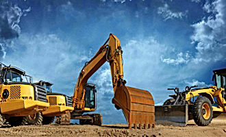 Heavy equipment and spare parts supplier, dealer, distributor in UAE