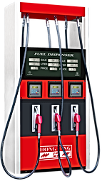 multi product fuel dispenser