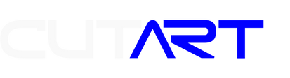 Cutart Logo weiss Blau.png