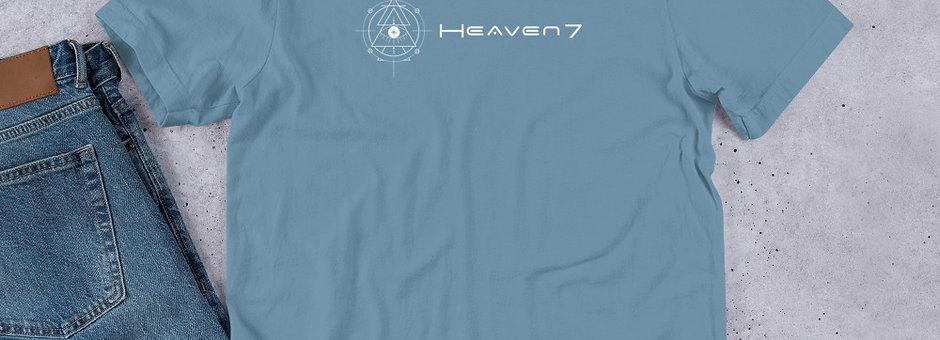 Heaven7 - Short-Sleeve Unisex T-Shirt