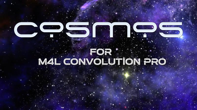 Cosmos for M4L Convolution Pro