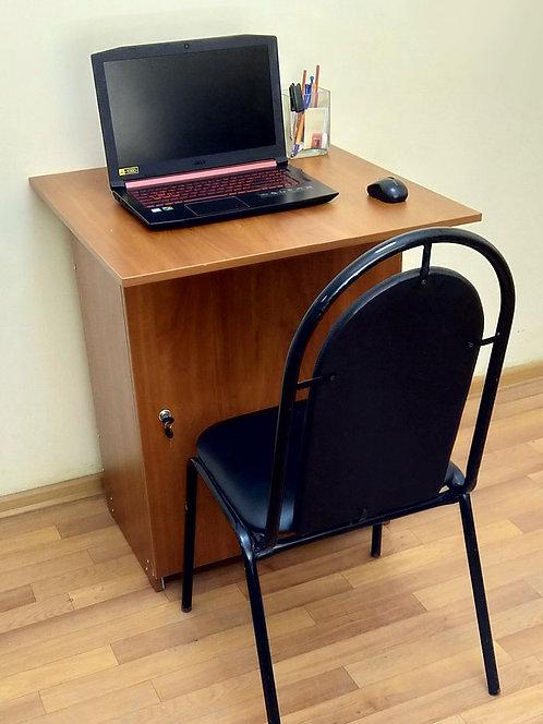 Гроубокс-компьютерный стол LED100 (аналог ДНаТ-400Вт) - Ш50хГ40хВ80см с фильтром