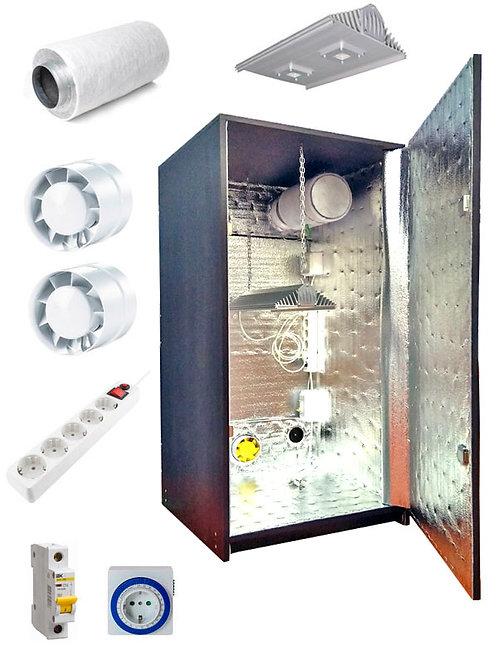 Гроубокс LED100 (аналог ДНаТ-400Вт) - Ш60хГ60хВ120см, с фильтром