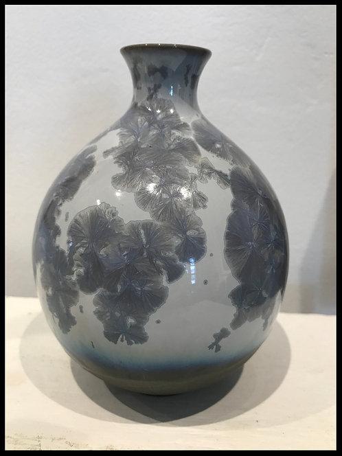 Lladro - Vase en porcelaine - Glaçure à cristallisations