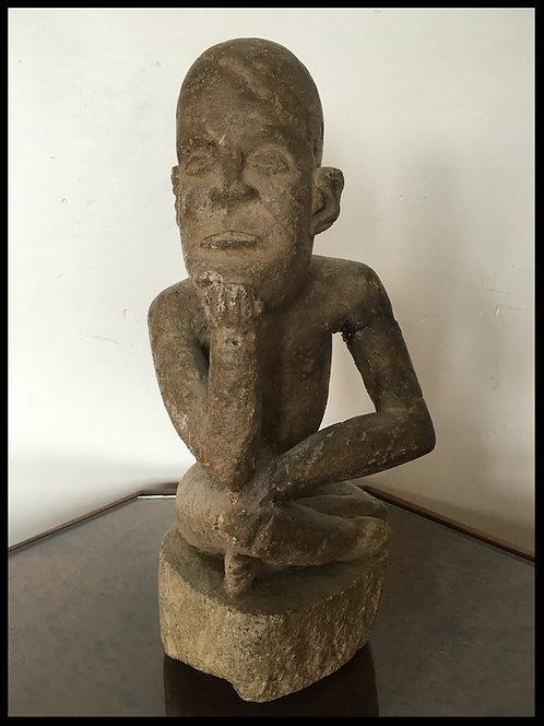 Arts premiers - Sculpture funéraire Africaine