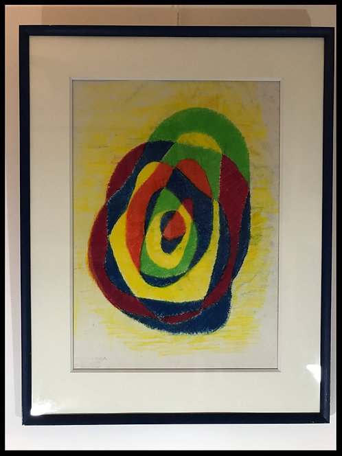 Carstens Alwin (1906-1982) - Abstraction