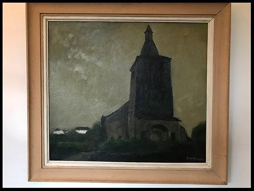 Masui Paul-Auguste Eglise Flamande