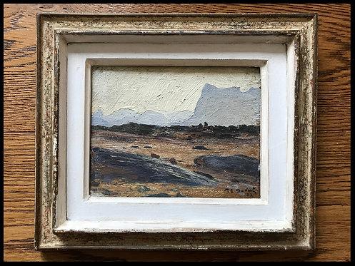 DUBOIS Paul Elie - Montagnes de l'Atakor