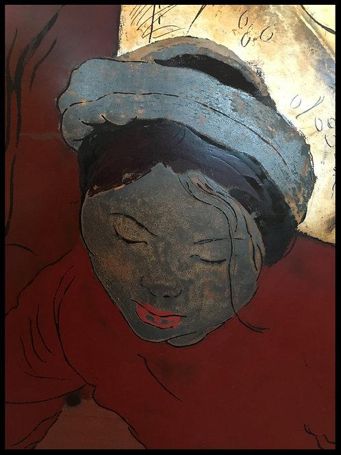 Aymé Alix (1894-1989) - Deux femmes Vietnamiennes