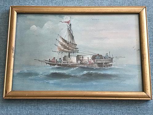 Auguste Borget peintre voyageur