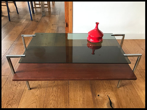 Table basse Scandinave - Années 60