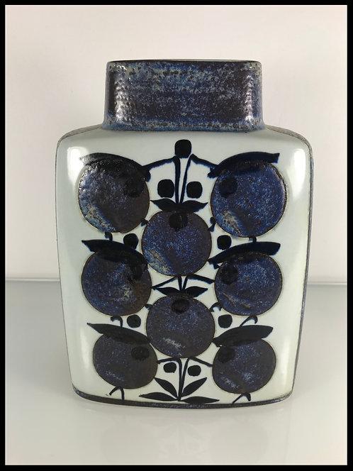 Helland Grethe (1939-1999) - Vase 3121 Baca décor 441- Royal Copenhagen