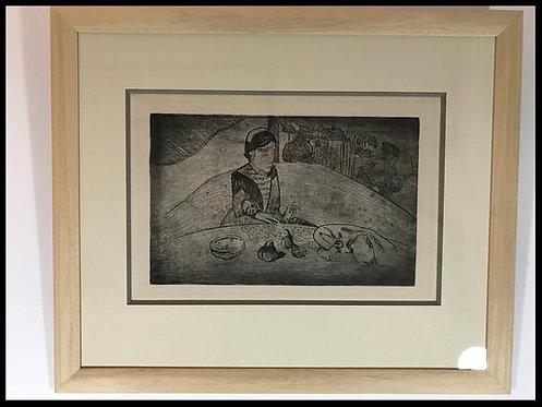 Paul Gauguin La femme aux figues