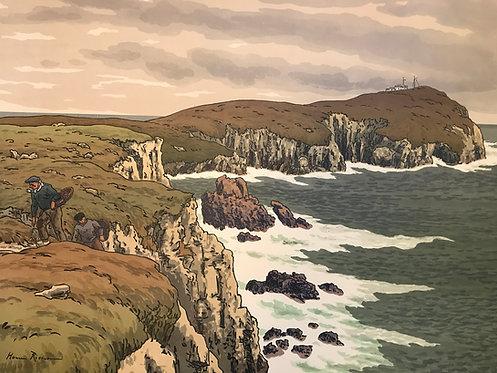 Rivière Henri (1864-1951) - Le Cap