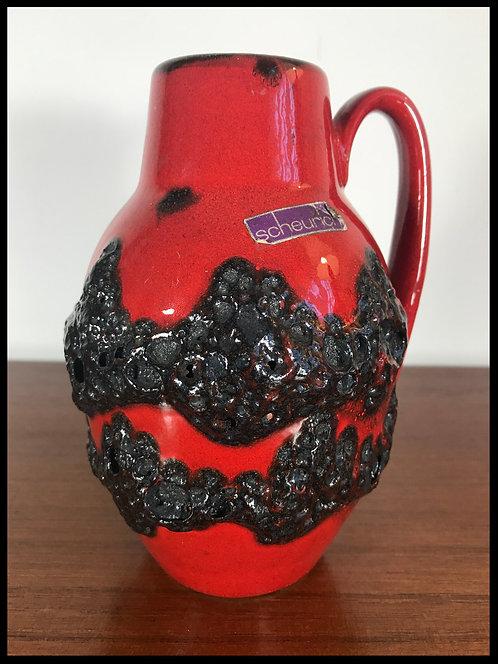 Scheurich - Vase Fat Lava
