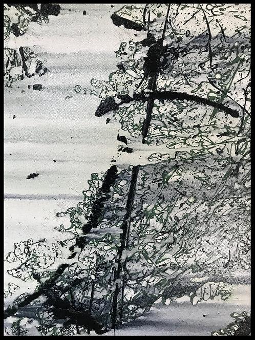 Leriche Cyrille (1966) - Hommage à Hokusai