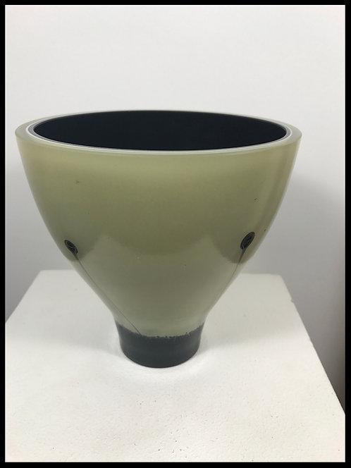 Caithness - Vase en verre multicouche