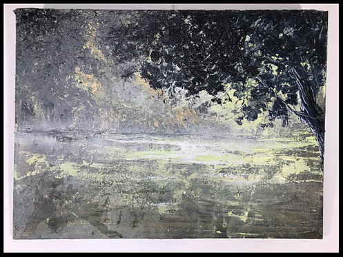 Leriche Cyrille (1966) - Paysage 2017