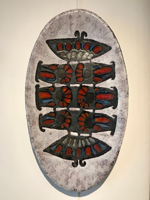 Vandeweghe Elizabeth Perignem Grand plat décoration murale