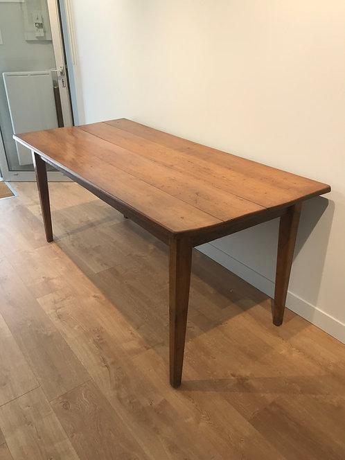 Table de ferme XIX - Table de réfectoire Anglaise