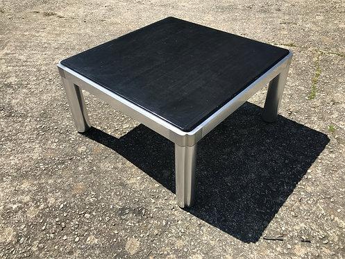 Table basse Design - Métal et bois