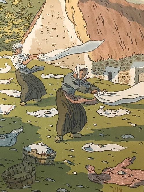 Henri Riviere le vent