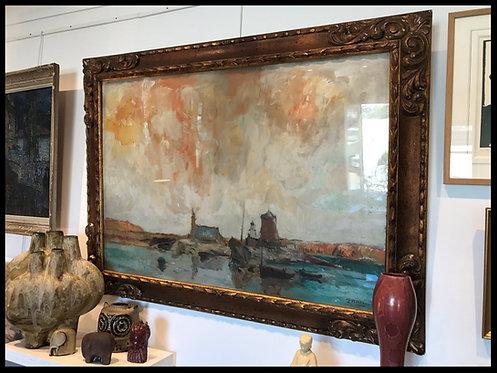 Masui Paul-Auguste (1888-1981) - Camaret-sur-mer